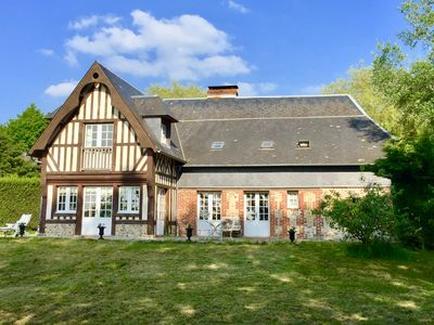 Photo for Large Norman gîte and small outbuilding