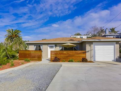 Photo for Newly remodeled charming Solana Beach home