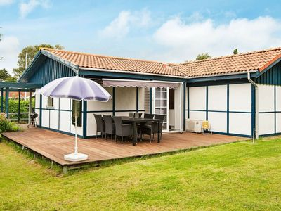 Photo for Scenic Holiday Home in Hejls with Terrace