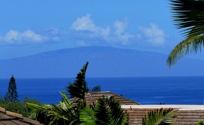 View of Lanai from large lanai