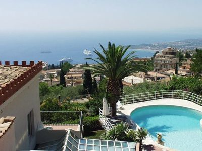 CHARMING VILLA in Taormina with Pool & Wifi. **Up to $-1563 USD off - limited time** We respond 24/7