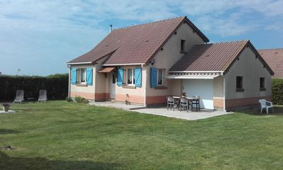 Photo for 2BR House Vacation Rental in Criel-sur-Mer, Normandie