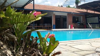 Photo for Ribeirão Red farm - 4 suites