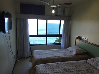 Photo for 1/4 Room ONDINA APAR-HOTEL, COMPLETE, FULL TOTAL SEA, DAILY, WEEK