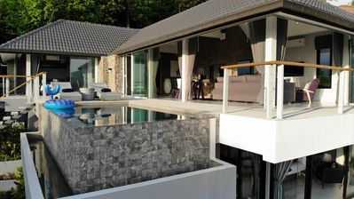 Photo for Villa Little Paradise - 2 Bed / Sea View