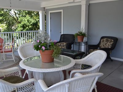 Photo for Pet-Friendly Suites with a small fee, short walk to Beaufort Waterfront