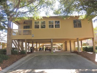 Photo for Beautiful 4BR/ 3BA cottage Short walk to the beach with August cut prices !!