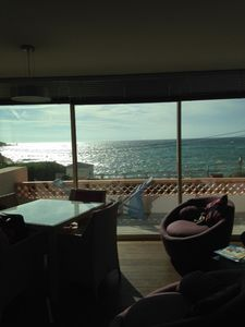Photo for Superb duplex apartment in villa with stunning views