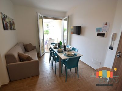 Photo for Apartment in Green Building with 2 bedrooms near to the beach LP 15