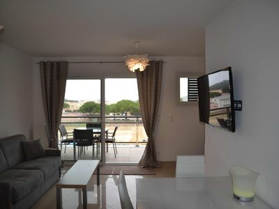 Photo for LUXURY STUDIO FOR 2 TO 4 PEOPLE TO 300 M FROM THE BEACH