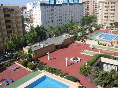 Photo for 1BR Apartment Vacation Rental in Valencian Community, Alicante