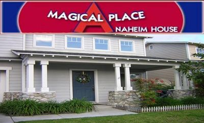 A Magical Place ~ The Anaheim House