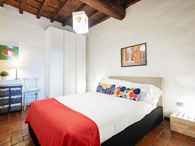 Photo for In the heart of the city center Borgo San Frediano