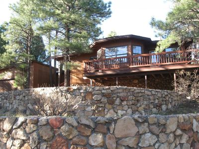 Bookings available for the Fall season in Sept. Great time of year in N. AZ !
