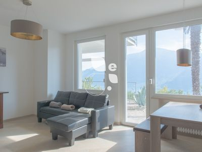 Photo for Con Il Cuore. Single house with fantastic panoramic views. EC