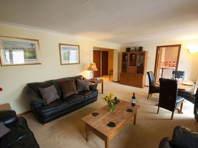 Photo for 3 bed apartment in the grounds of Gleneagles 5* Hotel and Golf Resort