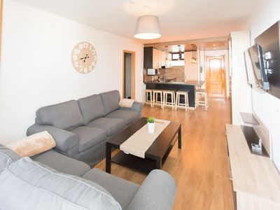 Photo for BEATIFUL THREE BEDROOM APARTMENT IN THE BEST AREA