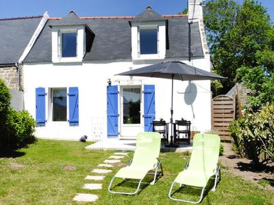 Photo for Semi-detached house, Plouhinec  in Finistère - 4 persons, 2 bedrooms
