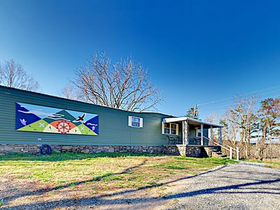 Exterior - Welcome to Weaverville! Your rental is professionally managed by TurnKey Vacation Rentals.