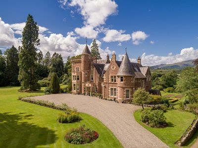 Photo for Scottish Contemporary Baronial Castle