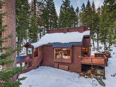 Beautiful Mountain Home  (Not for Ski Lease)