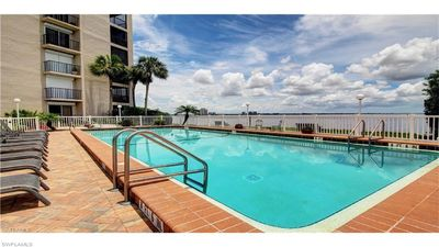 Photo for 6th Floor Water View Condo, Completely Furnished, Near Downtown Fort Myers!