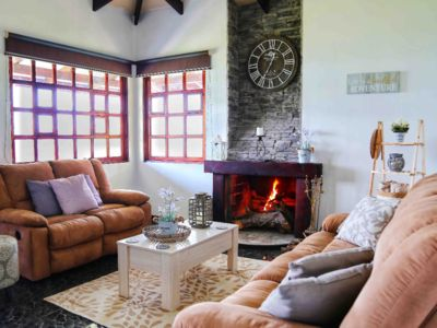 Photo for Country house, Cozy Fireplace and an amazing view