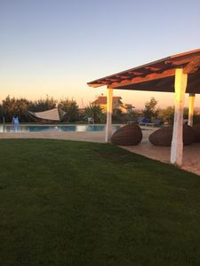 Photo for Casa di Beatrice, beautiful villa 10 minute by car from sea with big pool and garden