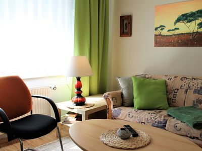 Photo for Close to the beach 3-room apartment for families
