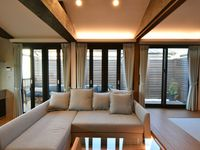 It was such a treat to find a two-story, stand alone home in Tokyo. It is on a direct line from