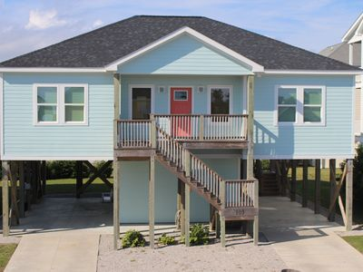 Photo for Walking Distant to Beach Access & Gorgeous Sound View w/ Marina Access