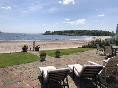 Photo for Stunning Views from Beachfront House in Manchester-by-the-Sea!