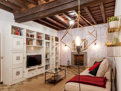 Photo for STUNNING APARTMENT IN THE CENTER.  VIA DEI CORONARI