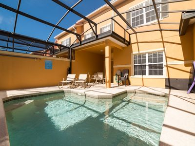 Photo for Minutes To Disney- Private Pool- Huge Resort Pool and Clubhouse- Call Now!