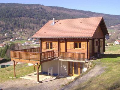Photo for 5BR Chalet Vacation Rental in Le Ménil, Grand Est