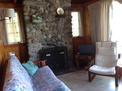Photo for Lakefront Cottage on Lake George's Northeastern Shore (with wifi)