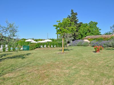 Photo for Nice apartment with A/C, WIFI, pool, panoramic view and parking, close to Greve In Chianti