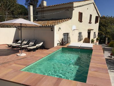 Photo for Country house in El Maresme, 3 minutes from the beach