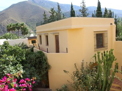 Photo for Veleta - 2 double bedrooms with terrace, 2 bathrooms & roof terrace