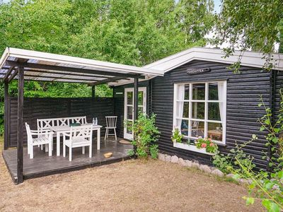 Photo for Attractive Holiday Home in Bornholm Denmark with Terrace