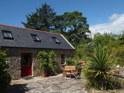 Photo for Boutique Holiday Cottage set in a large and tranquil garden near Durrus