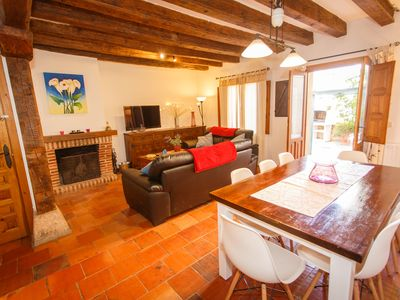 Photo for Rural house (full rental) El Bulín de Pedraza for 7 people