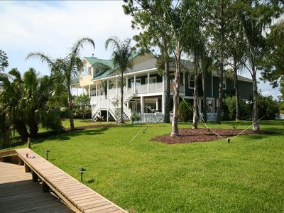 Photo for Gorgeous House on Bayou Mallini in Pass Christian Isles
