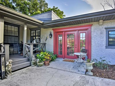 Photo for NEW! Altamonte Springs Home w/Canoe on Lake Marion