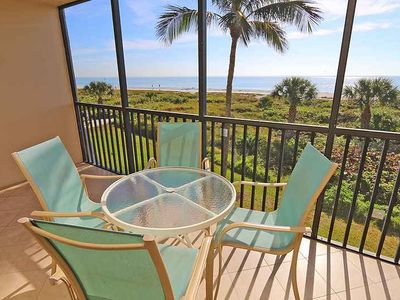 Photo for Directly Beachfront w/ Views to Prove It- Loggerhead Cay 102