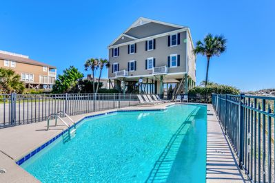 12 bedroom/12 bath oceanfront duplex