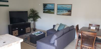 Photo for Sea Horse Apt 1bed/1 bath. 1 block from the beach