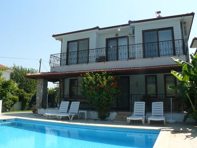 Photo for Private Spacious Villa. Complimentary transfers  for stays of 14 day+