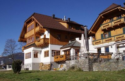 Photo for Spacious 73 square metre 2 bed apartment in the sunniest village in Austria
