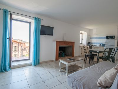 """Photo for Apartment """"terra"""" excellent quality / price: shops within walking distance. Beach 10 min"""